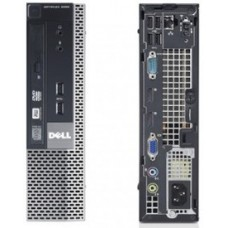 OptiPlex 9020 USFF (2.9GHz, 4GB, 500GB HDD) Wty: 30/05/2017)
